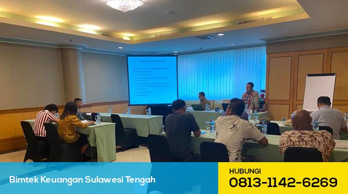 Bimtek Keuangan Sulawesi Tengah